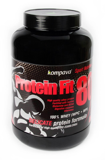 protein fit 80
